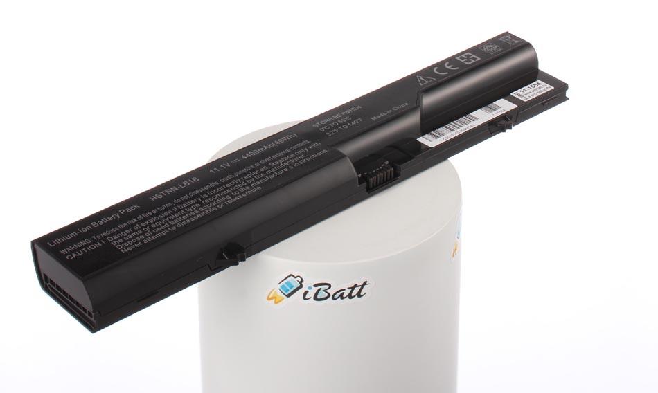 Аккумуляторная батарея HSTNN-Q81C-4 для ноутбуков HP-Compaq. Артикул 11-1554.Емкость (mAh): 4400. Напряжение (V): 10,8