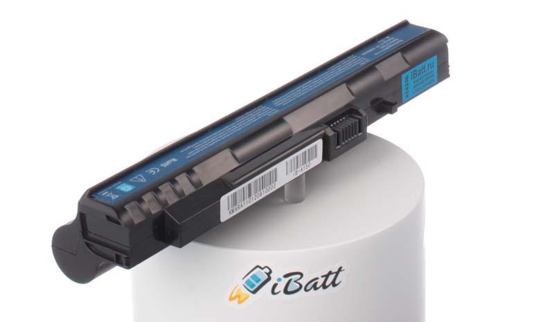 Аккумуляторная батарея UM08A73 для ноутбуков eMachines. Артикул iB-A150.Емкость (mAh): 4400. Напряжение (V): 11,1
