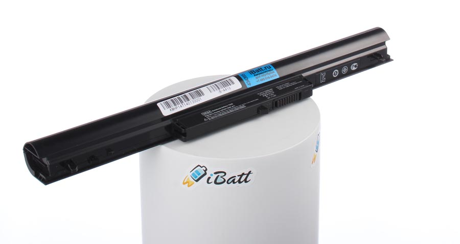 Аккумуляторная батарея VK04 для ноутбуков HP-Compaq. Артикул iB-A416.Емкость (mAh): 2200. Напряжение (V): 14,4