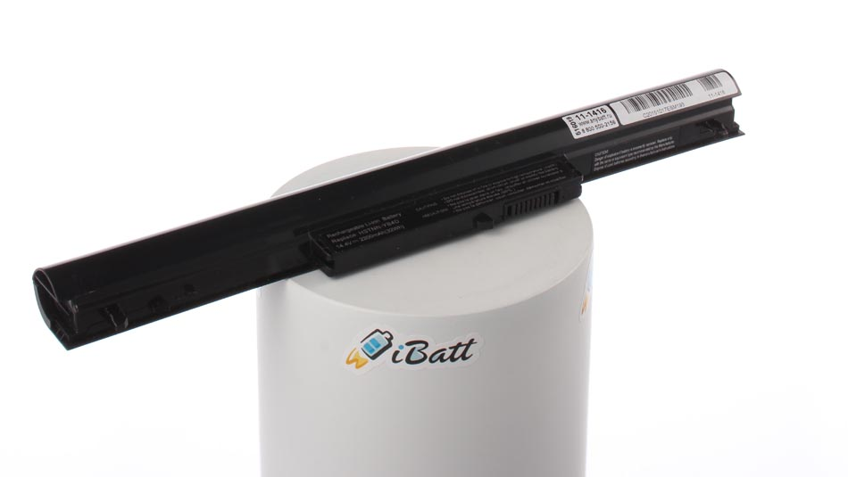 Аккумуляторная батарея H4Q45AA для ноутбуков HP-Compaq. Артикул 11-1416.Емкость (mAh): 2200. Напряжение (V): 14,4