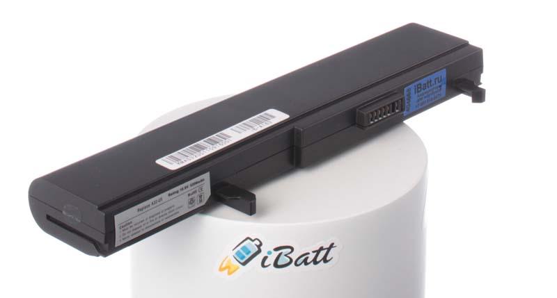 Аккумуляторная батарея для ноутбука Asus U5000F. Артикул iB-A163.Емкость (mAh): 4400. Напряжение (V): 10,8