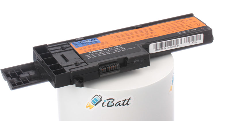 Аккумуляторная батарея 42T4550 для ноутбуков IBM-Lenovo. Артикул iB-A330.Емкость (mAh): 2500. Напряжение (V): 14,8