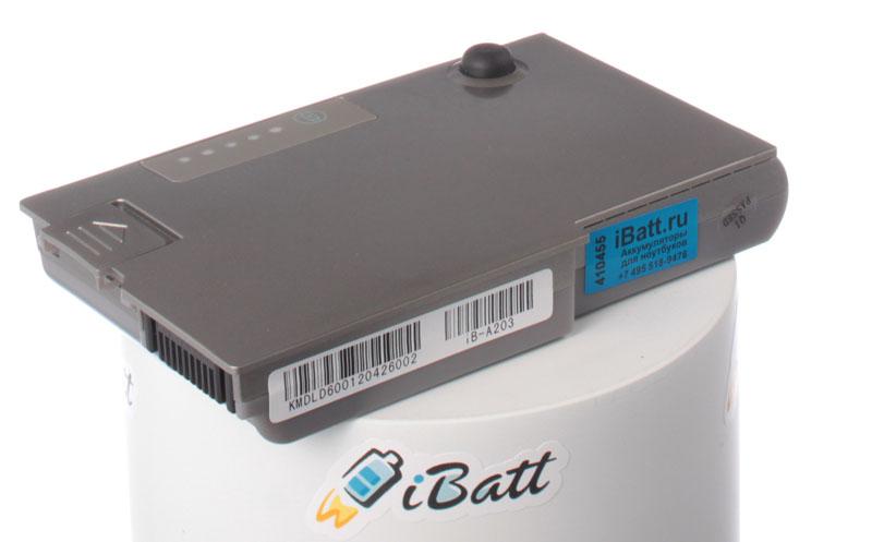 Аккумуляторная батарея 1X793 для ноутбуков Dell. Артикул iB-A203.Емкость (mAh): 4400. Напряжение (V): 11,1