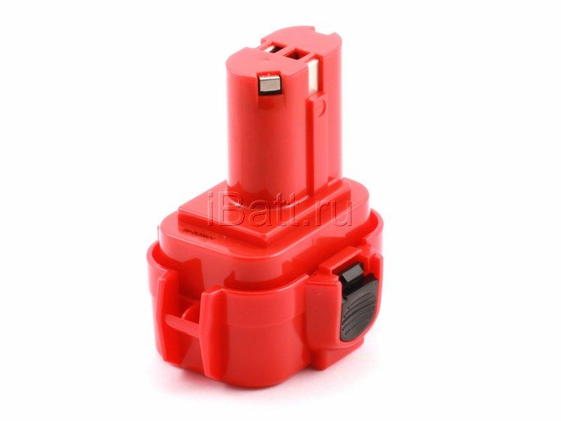 Аккумуляторная батарея iBatt для электроинструмента Makita 6261DWPE. Артикул iB-T117, Makita