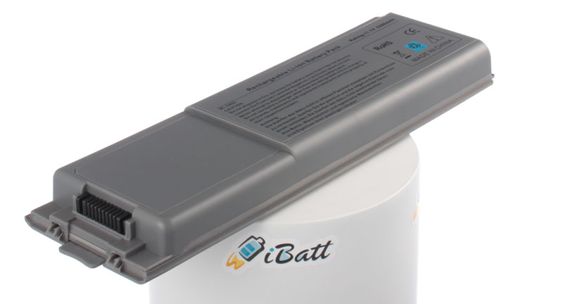 Аккумуляторная батарея для ноутбука Dell Inspiron 8500. Артикул iB-A271H.Емкость (mAh): 5200. Напряжение (V): 11,1