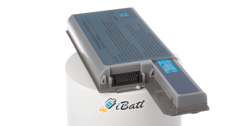 Аккумуляторная батарея для ноутбука Dell Latitude D820. Артикул iB-A261.Емкость (mAh): 4400. Напряжение (V): 11,1