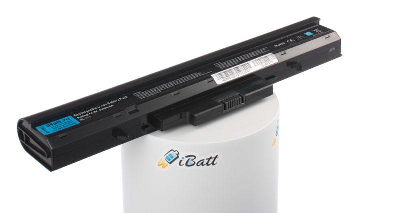 Аккумуляторная батарея iBatt iB-A327H для ноутбука HP-CompaqЕмкость (mAh): 5200. Напряжение (V): 14,8