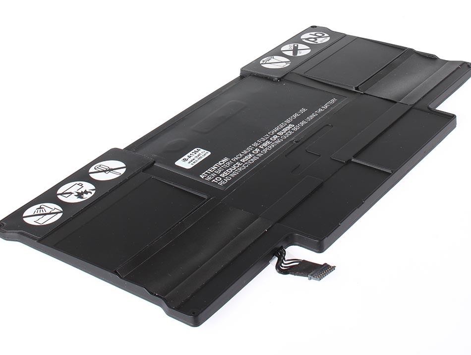 Аккумуляторная батарея A1496 для ноутбуков Apple. Артикул iB-A1364.Емкость (mAh): 7150. Напряжение (V): 7,6