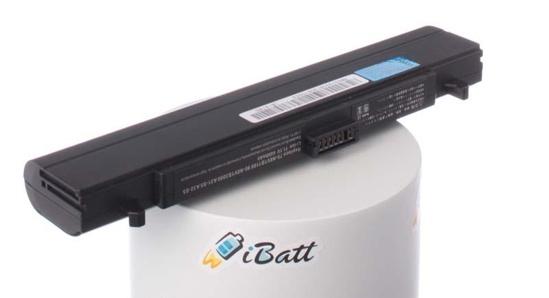 Аккумуляторная батарея iBatt iB-A165 для ноутбука AsusЕмкость (mAh): 4400. Напряжение (V): 11,1