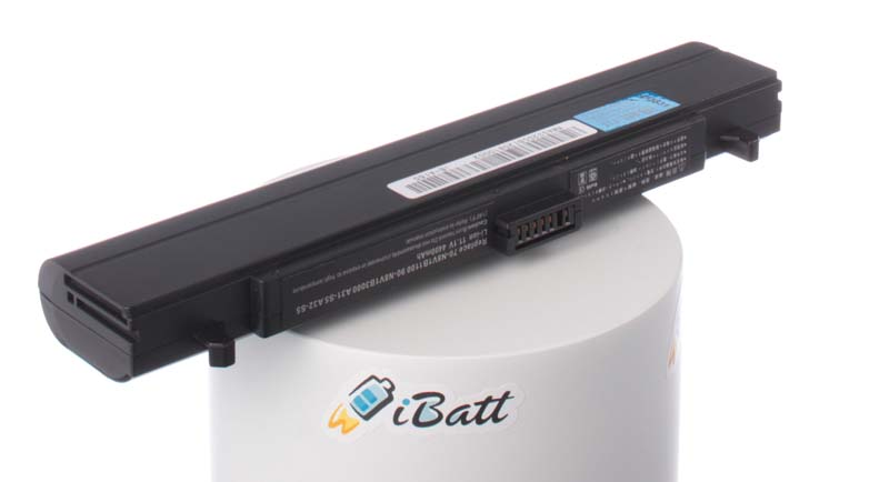 Аккумуляторная батарея A32-W5F для ноутбуков Asus. Артикул iB-A165.Емкость (mAh): 4400. Напряжение (V): 11,1