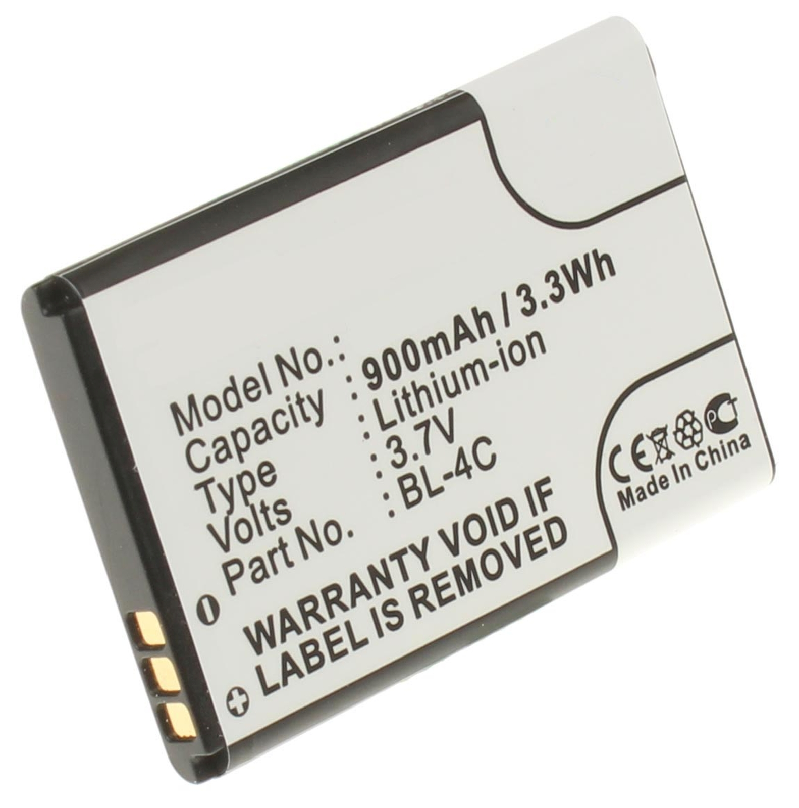 BL-4C  – Купить аккумулятор (батарею) для телефонов, смартфонов Nokia. Артикул iB-M348