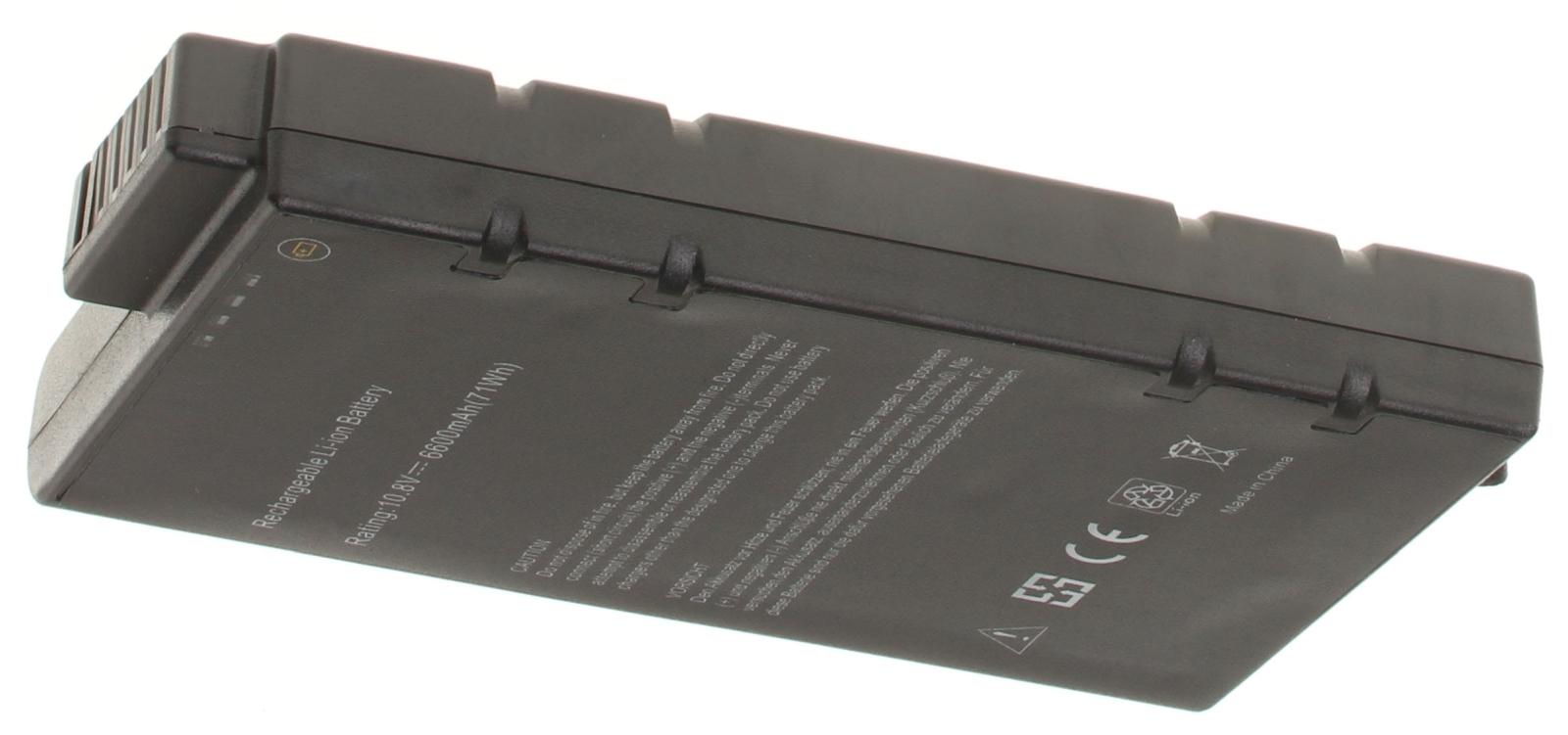 Аккумуляторная батарея для ноутбука Samsung SENSPro 522. Артикул 11-1393.Емкость (mAh): 6600. Напряжение (V): 11,1