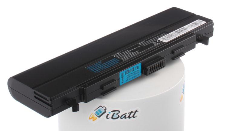 Аккумуляторная батарея для ноутбука Asus W6000A. Артикул iB-A472H.Емкость (mAh): 7800. Напряжение (V): 11,1