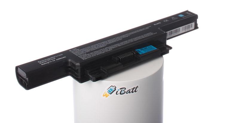 Аккумуляторная батарея U597P для ноутбуков Dell. Артикул iB-A228.Емкость (mAh): 4400. Напряжение (V): 11,1