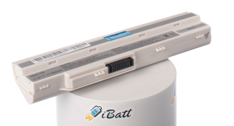 Аккумуляторная батарея CS-MSU100HB для ноутбуков MSI. Артикул iB-A380H.Емкость (mAh): 5200. Напряжение (V): 11,1