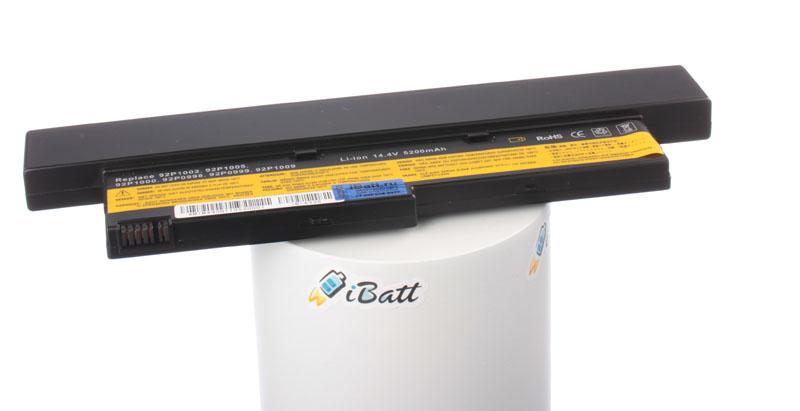 Аккумуляторная батарея iBatt iB-A328 для ноутбука IBM-LenovoЕмкость (mAh): 4400. Напряжение (V): 14,4