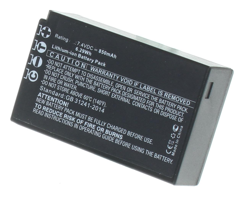 Батарея iB-F198Емкость (mAh): 850. Напряжение (V): 7,4