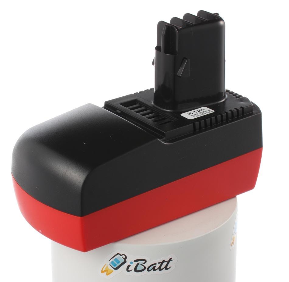 Аккумуляторная батарея iBatt iB-T250 для электроинструмента Metabo