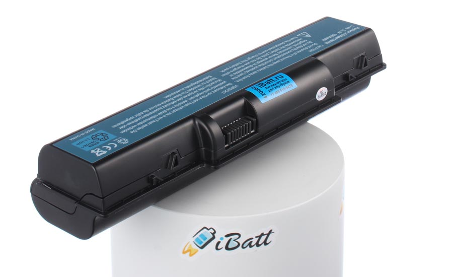 Аккумуляторная батарея для ноутбука eMachines E527. Артикул iB-A280H.Емкость (mAh): 10400. Напряжение (V): 11,1