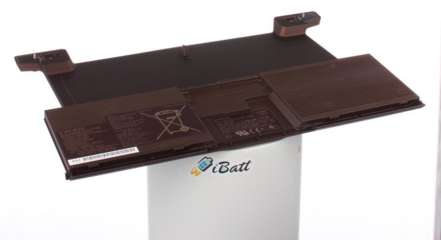 Аккумуляторная батарея iBatt VGP-BPX19 для ноутбука SonyЕмкость (mAh): 8200. Напряжение (V): 7,4