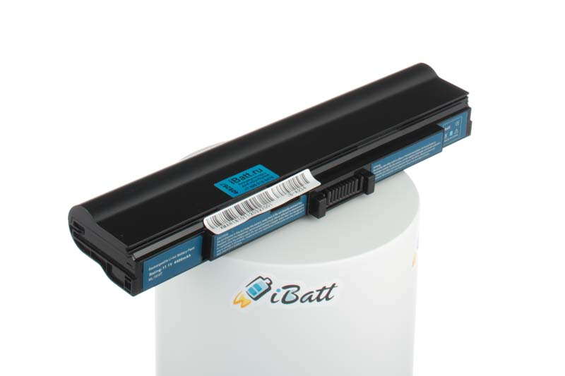 Аккумуляторная батарея UM09E36 для ноутбуков Gateway. Артикул iB-A234.Емкость (mAh): 4400. Напряжение (V): 11,1