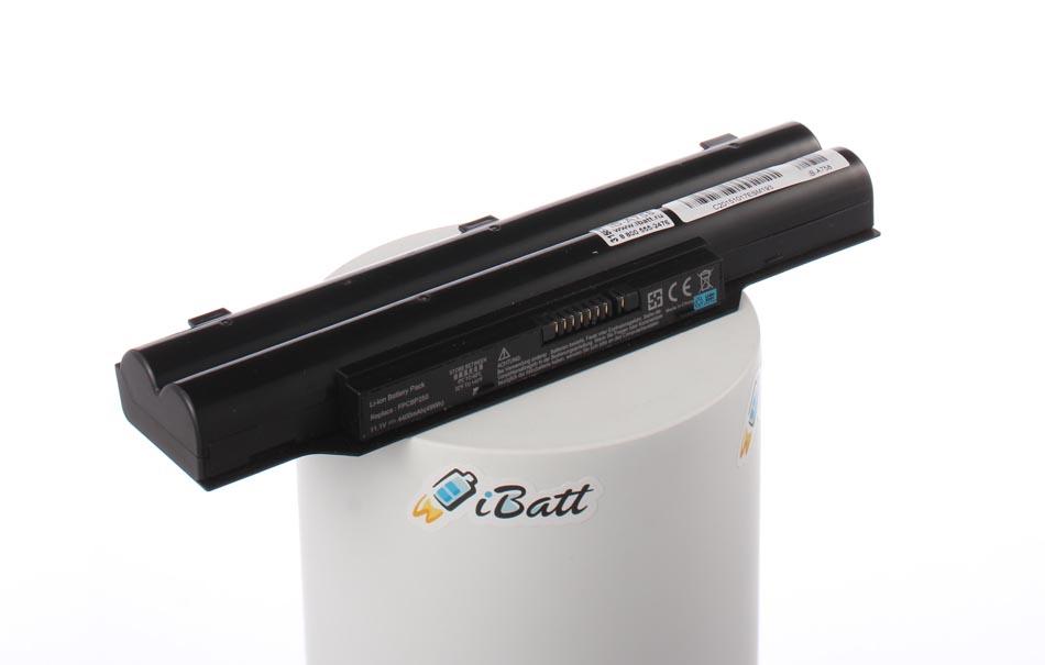 Аккумуляторная батарея iBatt iB-A758 для ноутбука Fujitsu-SiemensЕмкость (mAh): 4400. Напряжение (V): 10,8