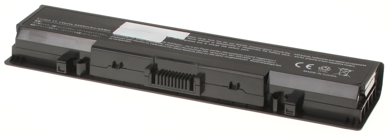 Аккумуляторная батарея для ноутбука Dell Vostro 1700. Артикул 11-1218.Емкость (mAh): 4400. Напряжение (V): 11,1