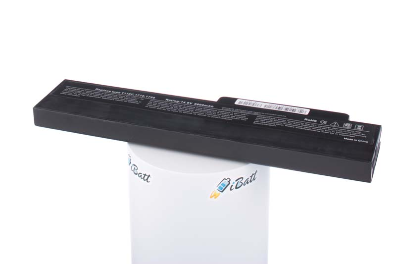 Аккумуляторная батарея CL3178B.085 для ноутбуков Dell. Артикул iB-A513.Емкость (mAh): 6600. Напряжение (V): 14,8