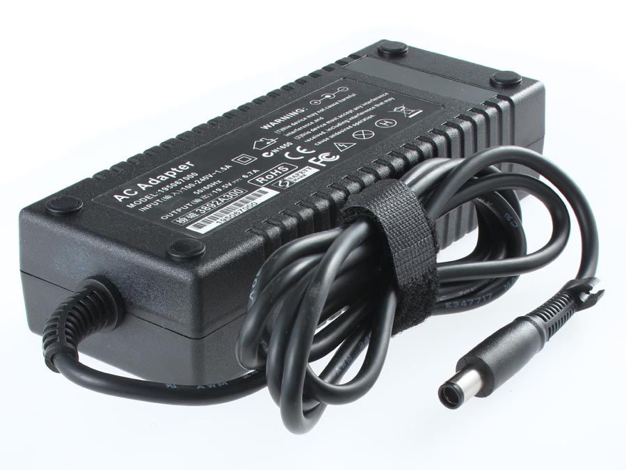 Блок питания (адаптер питания) NADP-130AB/B для ноутбука Dell. Артикул iB-R212. Напряжение (V): 19,5