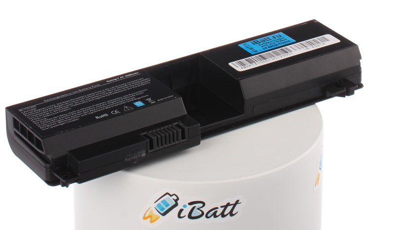 Аккумуляторная батарея для ноутбука HP-Compaq Pavilion tx2635es. Артикул iB-A281H.Емкость (mAh): 5200. Напряжение (V): 7,4