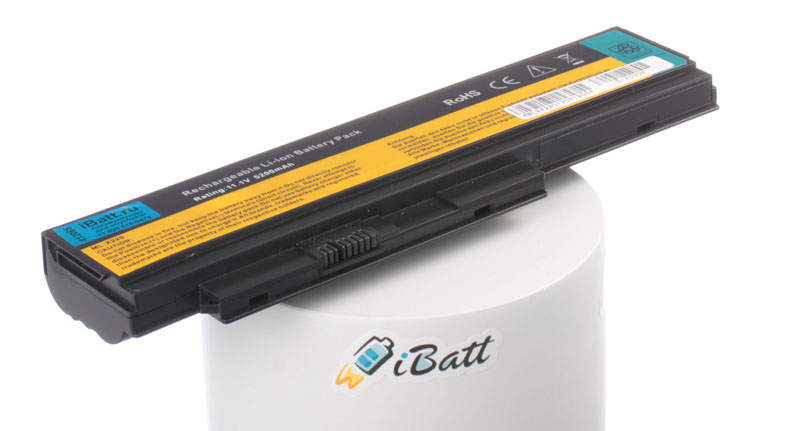 Аккумуляторная батарея 42T4901 для ноутбуков IBM-Lenovo. Артикул iB-A335H.Емкость (mAh): 5200. Напряжение (V): 11,1