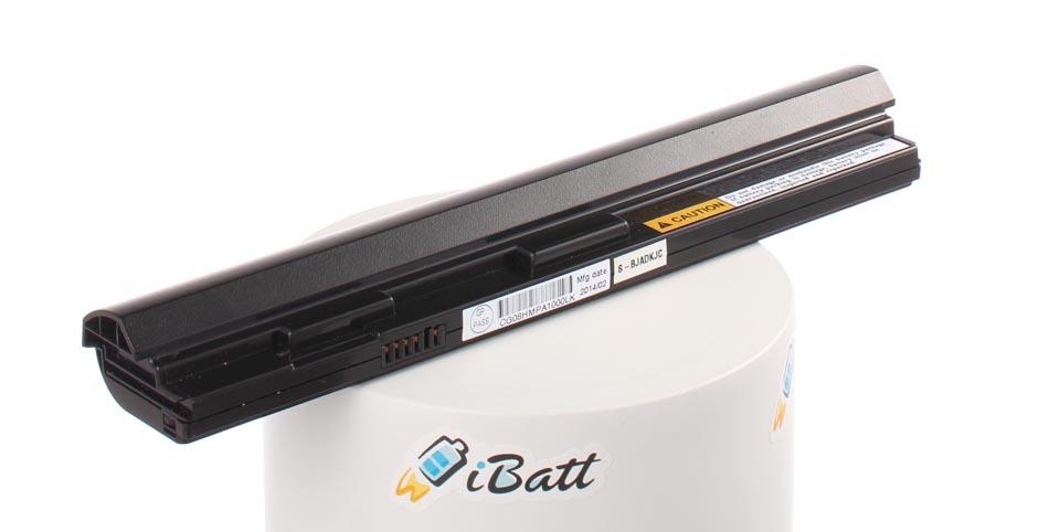 Аккумуляторная батарея iBatt iB-A895 для ноутбука DNSЕмкость (mAh): 2200. Напряжение (V): 11,1