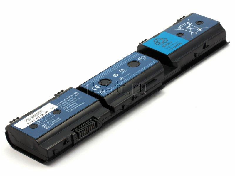 Аккумуляторная батарея BT.00607.114 для ноутбуков Acer. Артикул 11-1672.Емкость (mAh): 4400. Напряжение (V): 11,1