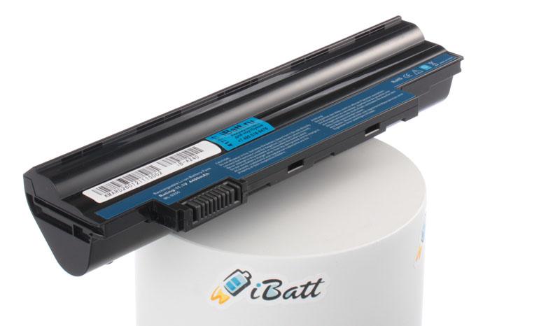 Аккумуляторная батарея для ноутбука Acer Aspire One 522h. Артикул iB-A240.Емкость (mAh): 4400. Напряжение (V): 11,1