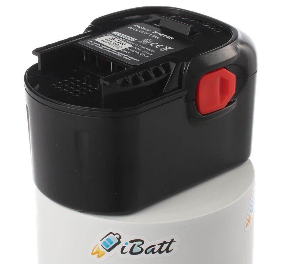 Аккумуляторная батарея iBatt iB-T235 для электроинструмента AEG, AEG
