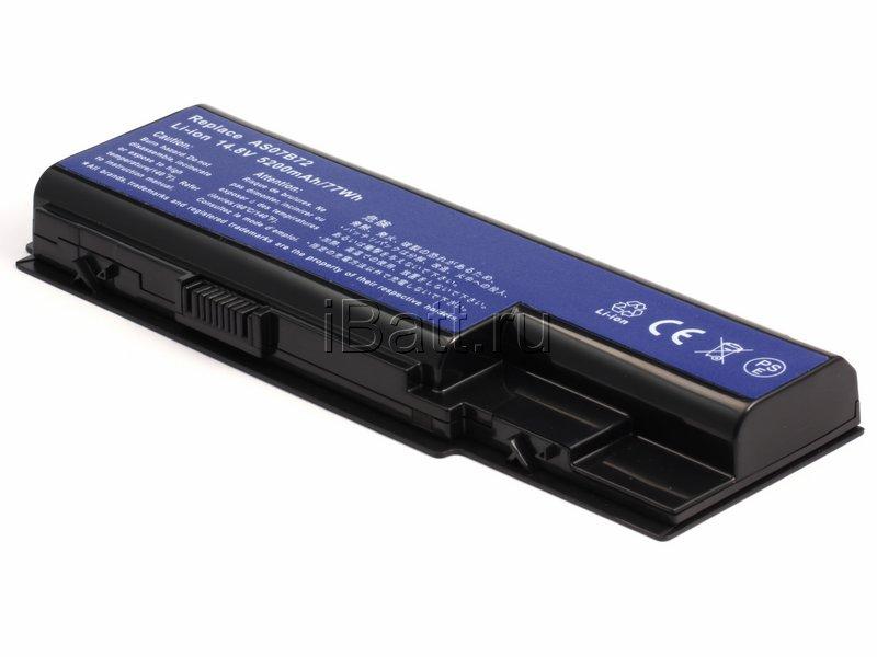 Аккумуляторная батарея iBatt iB-A142 для ноутбука AcerЕмкость (mAh): 4400. Напряжение (V): 14,8