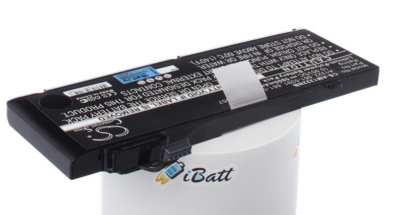 Аккумуляторная батарея iBatt iB-A429 для ноутбука AppleЕмкость (mAh): 5200. Напряжение (V): 10,95