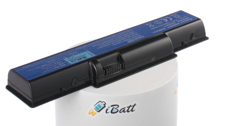 Аккумуляторная батарея для ноутбука eMachines E627. Артикул iB-A279H.Емкость (mAh): 5200. Напряжение (V): 11,1