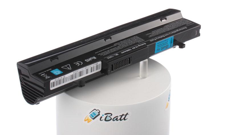 Аккумуляторная батарея для ноутбука Asus Eee PC 1101. Артикул iB-A191H.Емкость (mAh): 7800. Напряжение (V): 10,8
