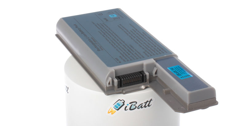 Аккумуляторная батарея для ноутбука Dell Latitude D531N. Артикул iB-A263.Емкость (mAh): 6600. Напряжение (V): 11,1