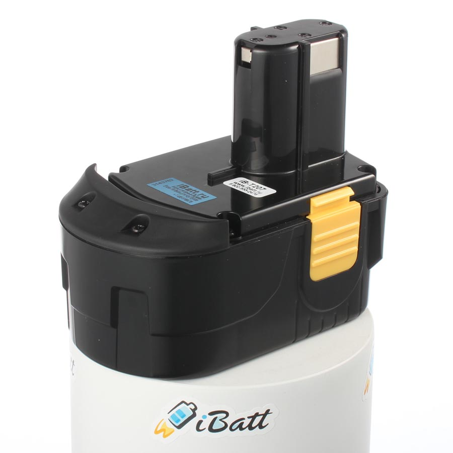 Аккумуляторная батарея iBatt iB-T207 для электроинструмента Hitachi, Hitachi