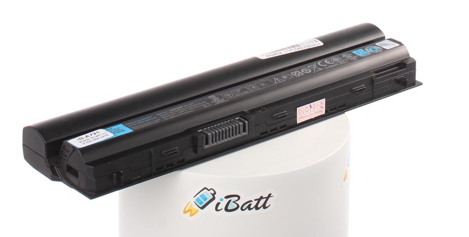 Аккумуляторная батарея FHHVX для ноутбуков Dell. Артикул iB-A721.Емкость (mAh): 4400. Напряжение (V): 11,1