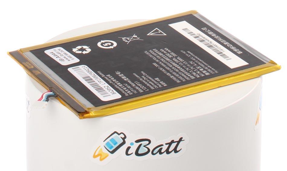 Аккумуляторная батарея для ноутбука IBM-Lenovo IdeaPad A3000-H. Артикул iB-A944.Емкость (mAh): 3650. Напряжение (V): 3,7