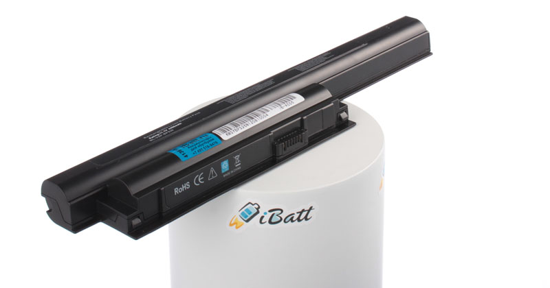 Аккумуляторная батарея для ноутбука Sony VAIO SVE1512G1R/W. Артикул iB-A556.Емкость (mAh): 4400. Напряжение (V): 11,1