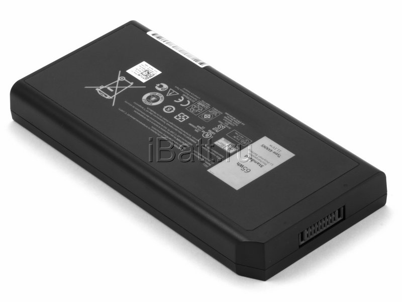 Аккумуляторная батарея для ноутбука Dell Latitude 14 Rugged Extreme (E5404). Артикул iB-A1020.Емкость (mAh): 5700. Напряжение (V): 11,1