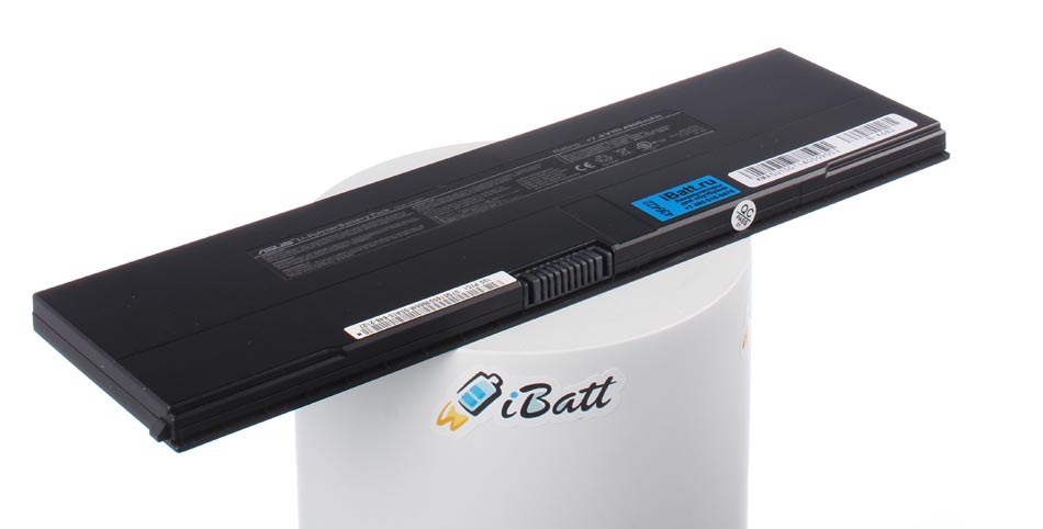 Аккумуляторная батарея iBatt iB-A682 для ноутбука AsusЕмкость (mAh): 9800. Напряжение (V): 7,4