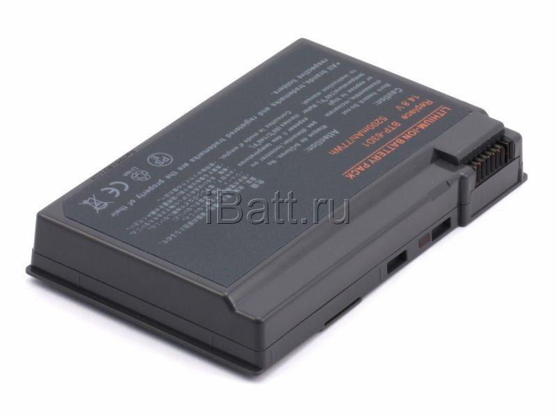 Аккумуляторная батарея для ноутбука Acer Aspire 5021LCi. Артикул 11-1147.Емкость (mAh): 4400. Напряжение (V): 14,8
