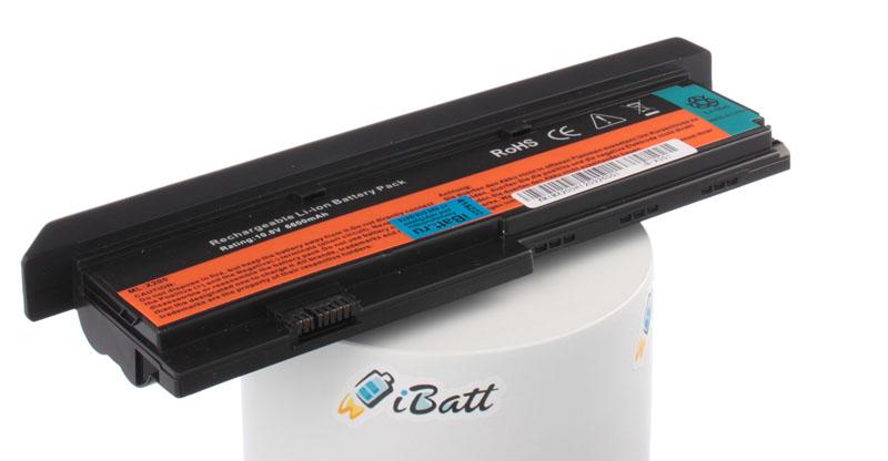 Аккумуляторная батарея 43R9253 для ноутбуков IBM-Lenovo. Артикул iB-A351.Емкость (mAh): 6600. Напряжение (V): 10,8