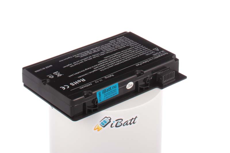 Аккумуляторная батарея для ноутбука Fujitsu-Siemens Amilo Xi2528. Артикул iB-A553.Емкость (mAh): 4400. Напряжение (V): 11,1