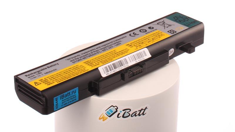 Аккумуляторная батарея iBatt iB-A433X для ноутбука IBM-LenovoЕмкость (mAh): 6800. Напряжение (V): 10,8
